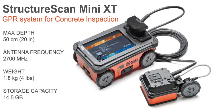 StructureScan Mini XT